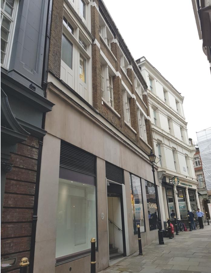 1a Avery Row, Mayfair