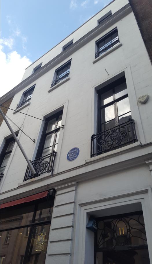 11 Savile Row, Mayfair