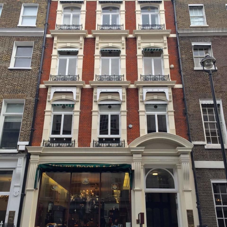 15 Savile Row, Mayfair