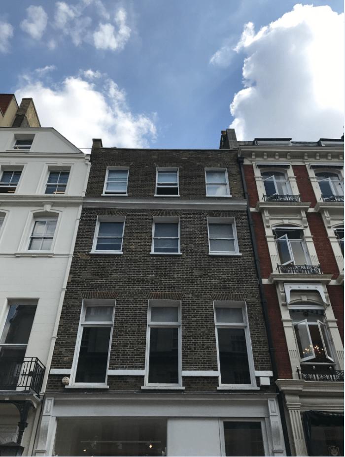 16 Savile Row, Mayfair