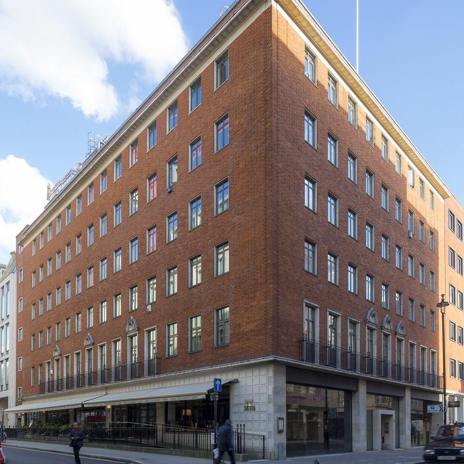 Heathcoat House, 20 Savile Row, Mayfair