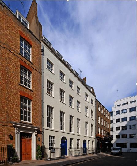 22-23 Old Burlington Street, Mayfair