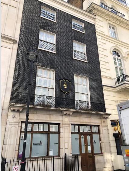 22 King Street, St James's