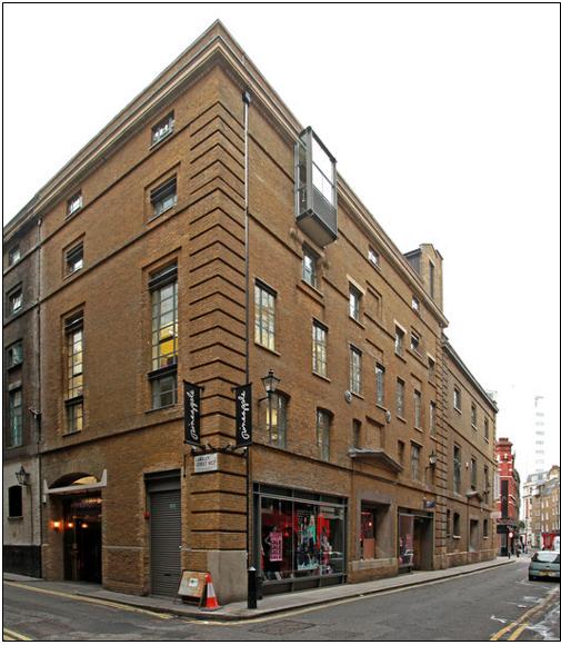 22 Shelton Street, Covent Garden
