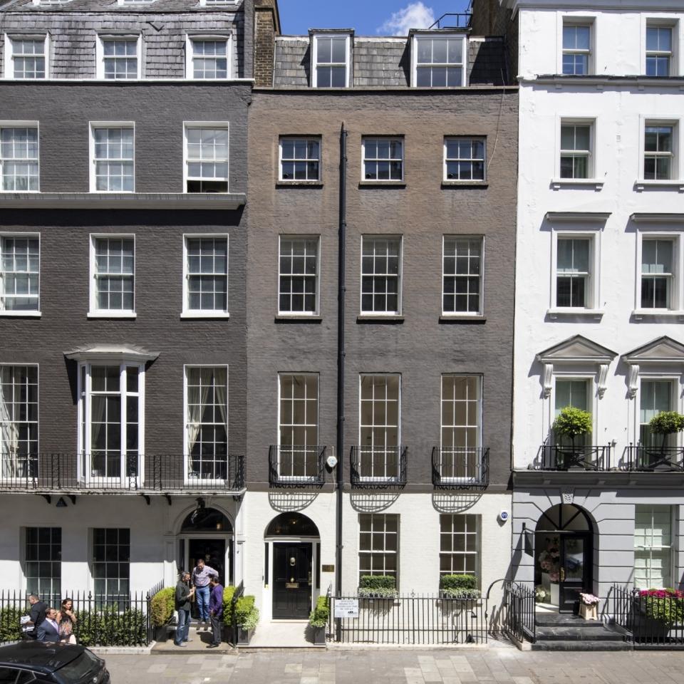 25 Dover Street, Mayfair