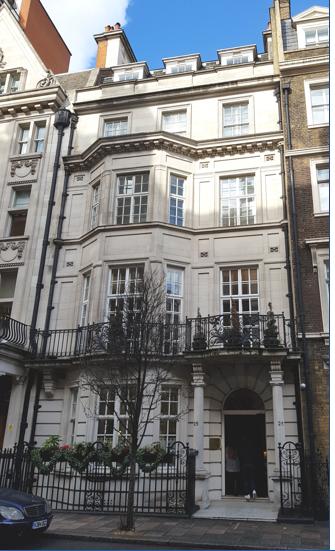 25 Upper Brook Street, Mayfair