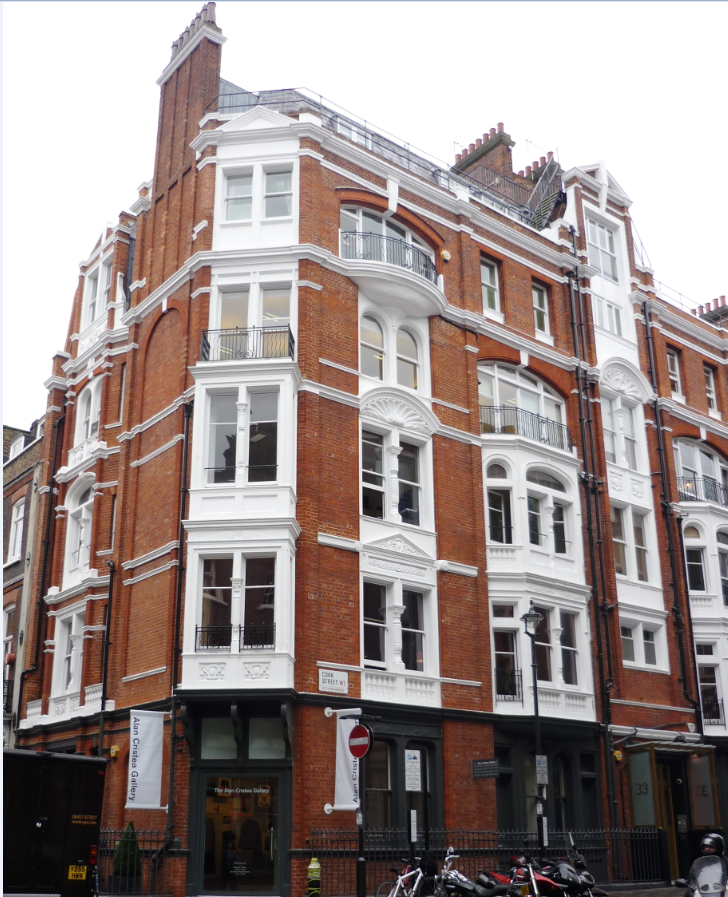 33 Cork Street, Mayfair