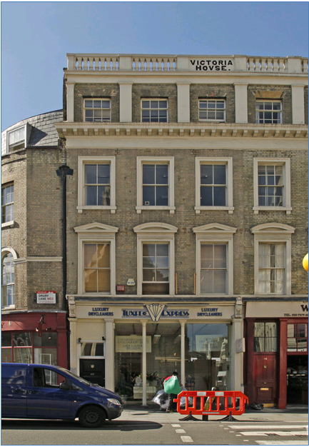 40 Drury Lane, Covent Garden