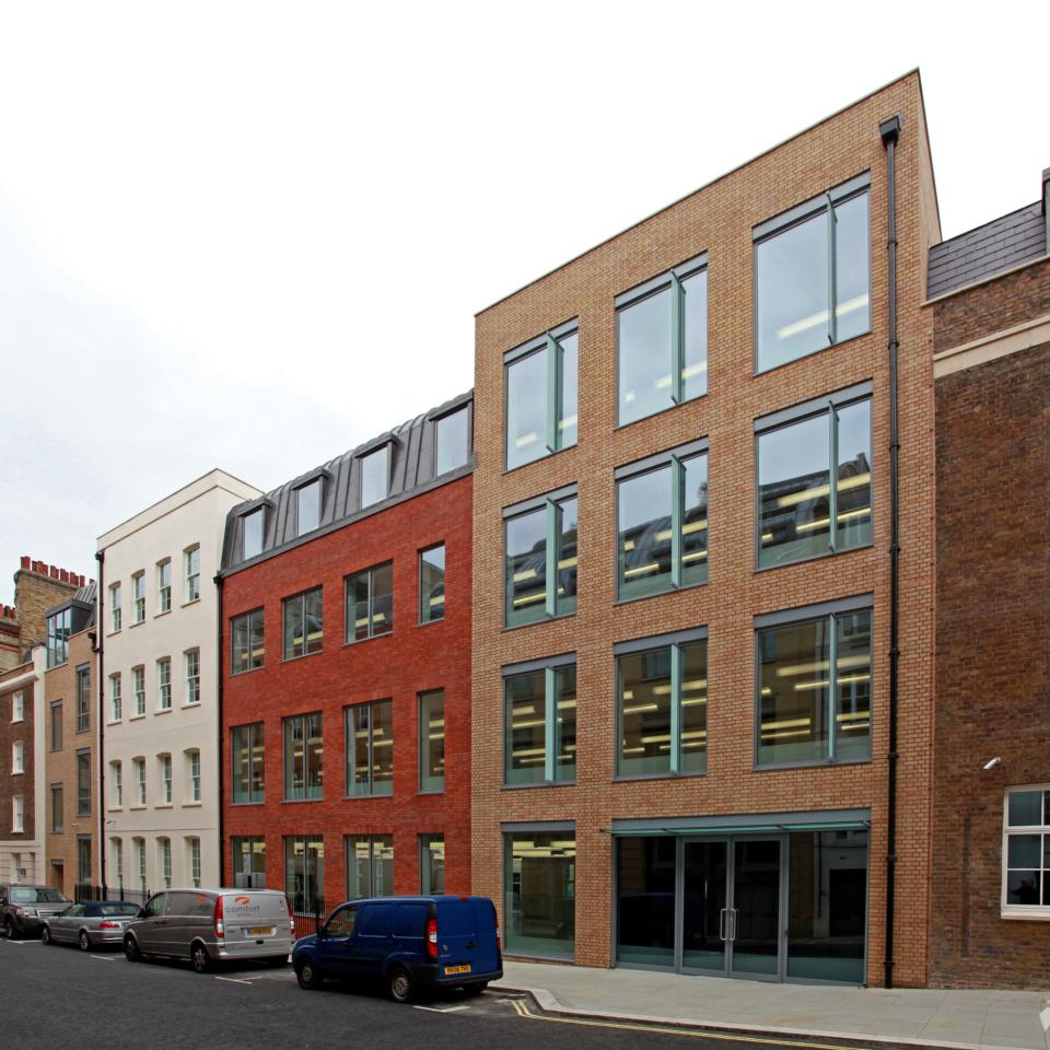 50 Grosvenor Hill, Mayfair