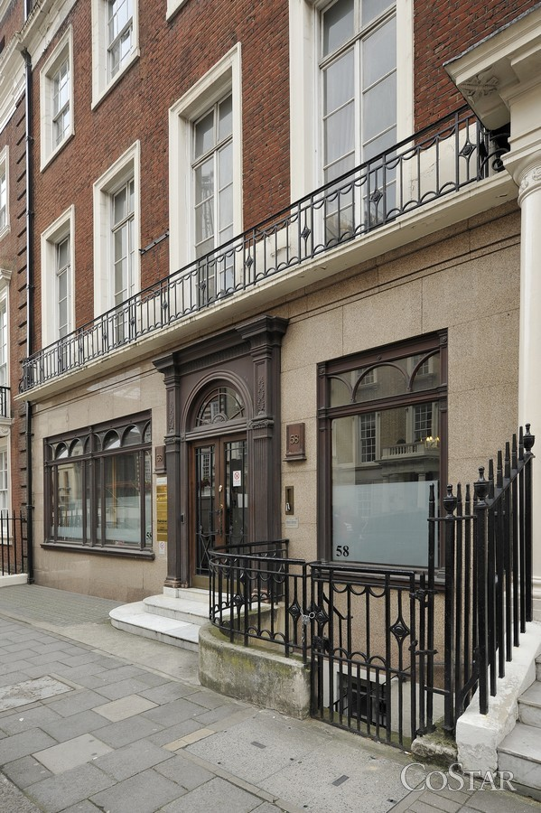 58 Grosvenor Street, Mayfair