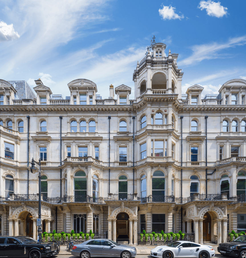 6 Chesterfield Gardens, Mayfair