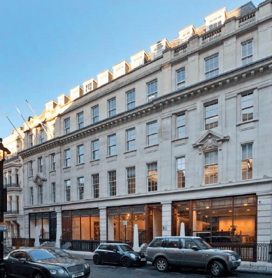10 Old Burlington Street, Mayfair