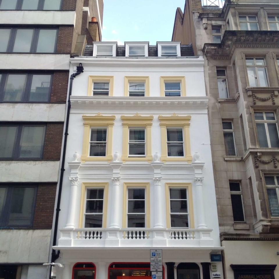 15A Hanover Street, Mayfair