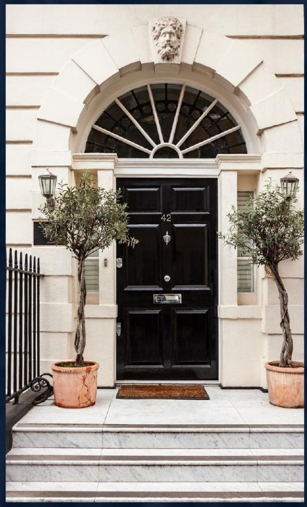 42 Wimpole Street, Marylebone