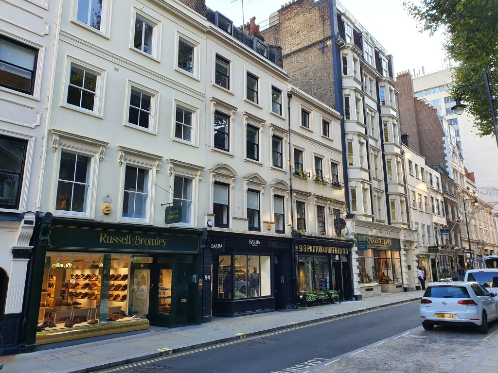 94 Jermyn Street, St James's