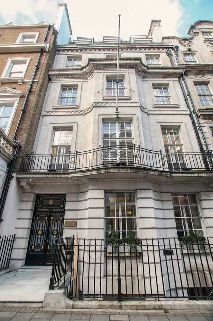 18 Upper Brook Street, Mayfair