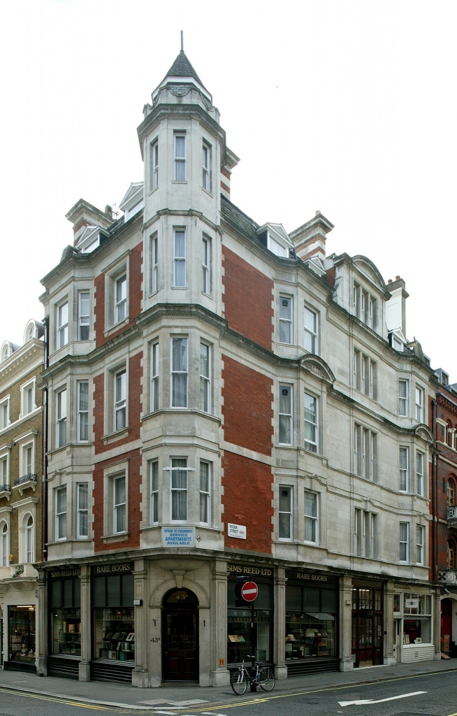 3 Ryder Street Chambers, St James's