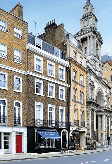 11 Curzon Street, Mayfair