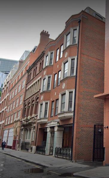 4 Breams Buildings, Holborn
